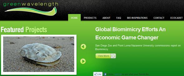 greenwavelength - Featured on StartUpLift
