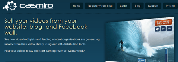 Casmiro - Startup Featured on StartUpLift