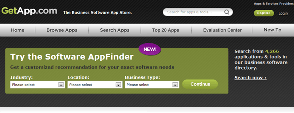 GetApp.com - Startup Featured on StartUpLift