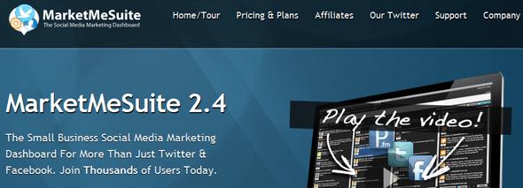 MarketMeSuite -  Startup Featured on StartUpLift