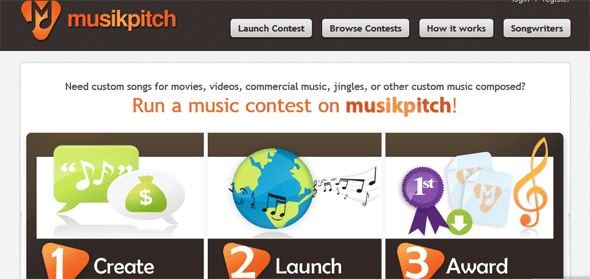 MusikPitch-Startup Featured on StartUpLift