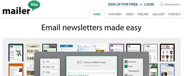 MailerLite - Startup Featured on StartUpLift