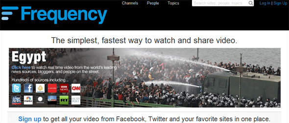 Frequency - Startup Featured on StartUpLift