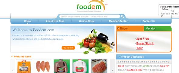 Foodem - Featured on StartUpLift