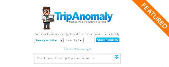 TripAnomaly Startup Featured on StartUpLift