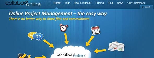 Collabor8Online - startup featured on StartUpLift