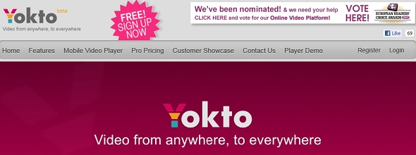 Yokto - Startup Featured on StartUpLift