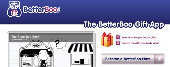 BetterBoo - Startup Featured on StartUpLift