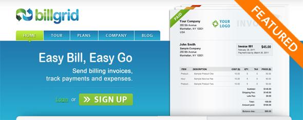 BillGrid - StartUp featured on StartUpLift