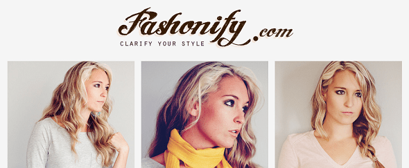 Fashionify - startup featured on StartUpLift