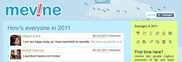 mevine - startup Featured on StartUpLift