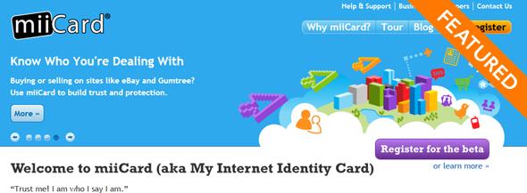 miiCard - StartUp Featured on StartUpLift
