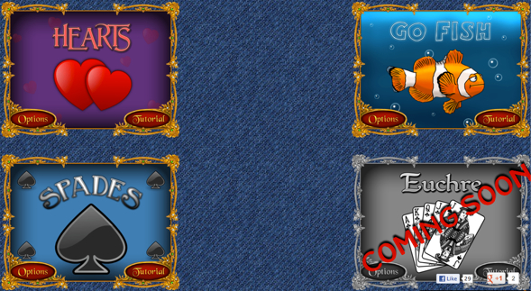 World of Card Games - Play card games online