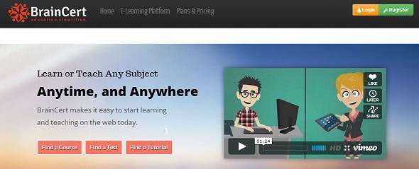 BrainCert - featured on StartUpLift