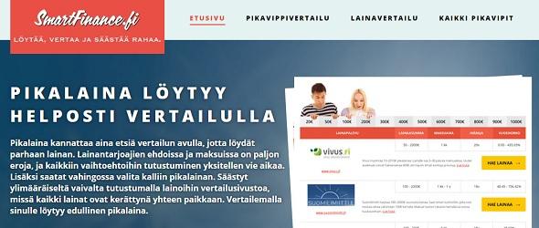 SmartFinance.fi- Featured on StartUpLift