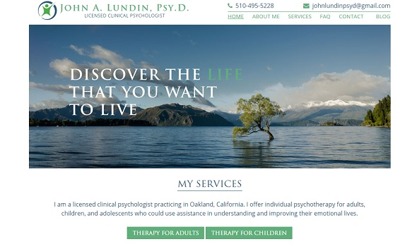 John-a-lundin- - startup featured on StartUpLift for startup feedback and website feedback