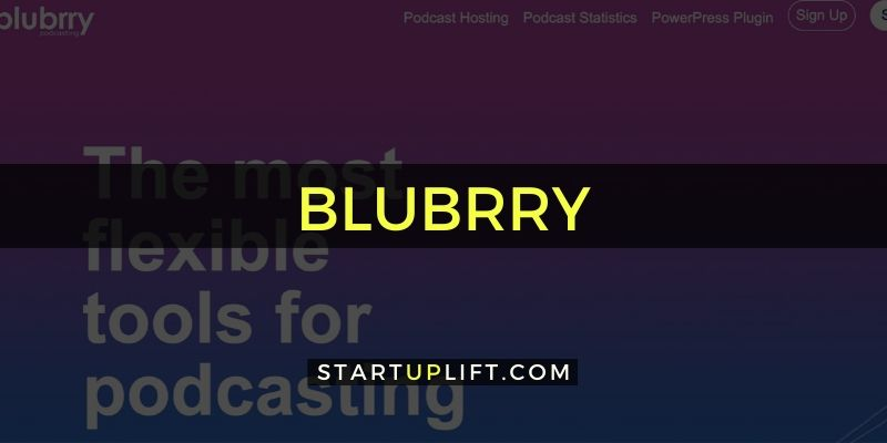 Blubrry - Best Podcast Hosting Site