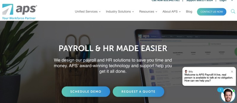 APS Payroll  - Best Online Payroll Provider for Small Business