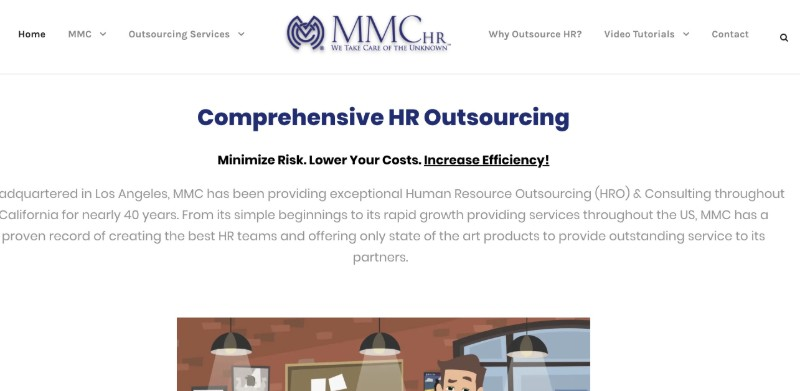MMCHR  - Best Online Payroll Provider for Small Business