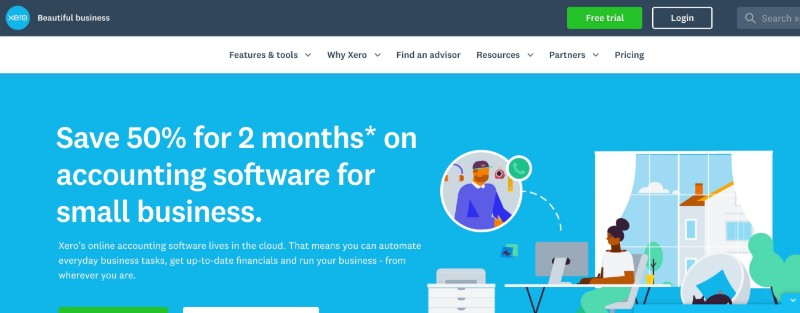 Xero - One Of The Best Accounting Software for Startups (& Small Businesses)