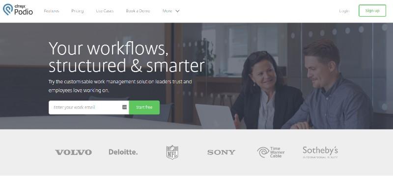 Podio - Best Project Management Software