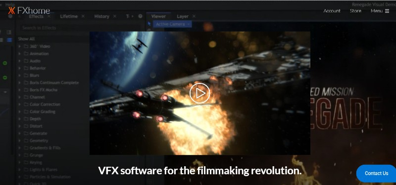 HitFilm Pro - Best Video Editing Software