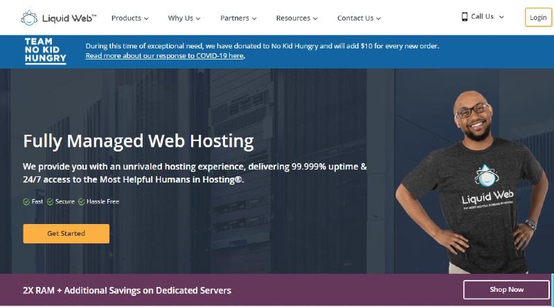 LiquidWeb - Best VPS Hosting