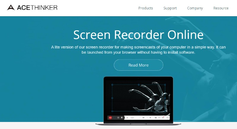 AceThinker - Best Screen Recorders
