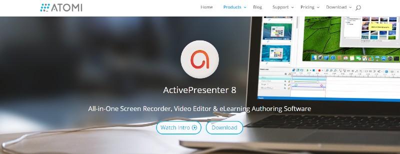 ActivePresenter - Best Screen Recorders