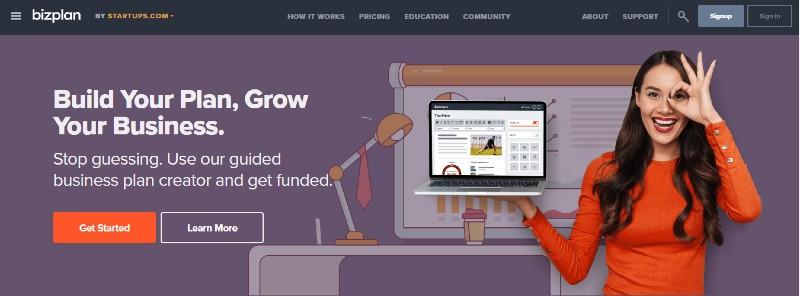 BizPlan - Best Business Plan Software
