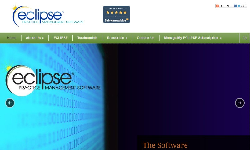 Eclipse - Best Medical and Healthcare Practice Management Software