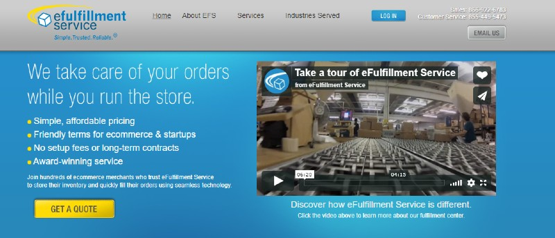 eFulfillment Service - Best Fulfillment Services
