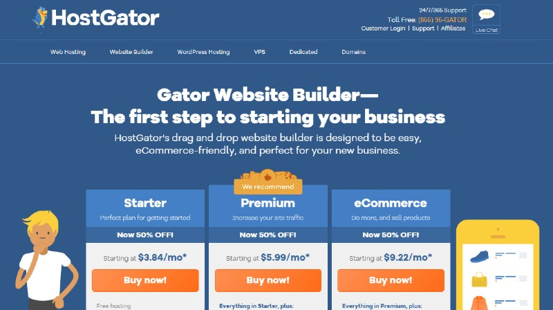 Gator - Best Website Builder