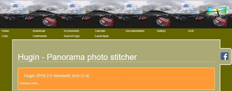 Hugin - Best Photo Stitching Software