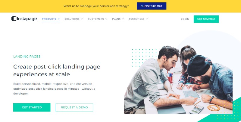 Instapage - Best Landing Page Builders