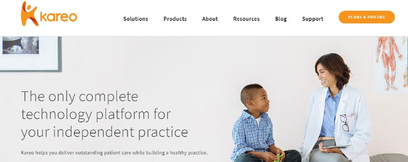 Kareo - Best Medical and Healthcare Practice Management Software