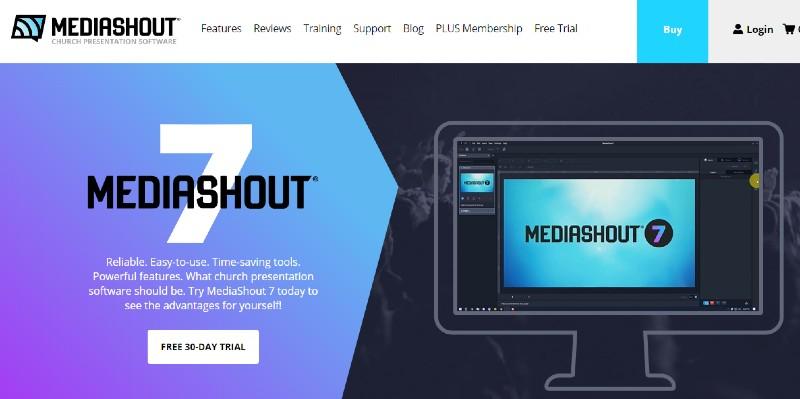 Media Shout - Best Presentation Software Programs