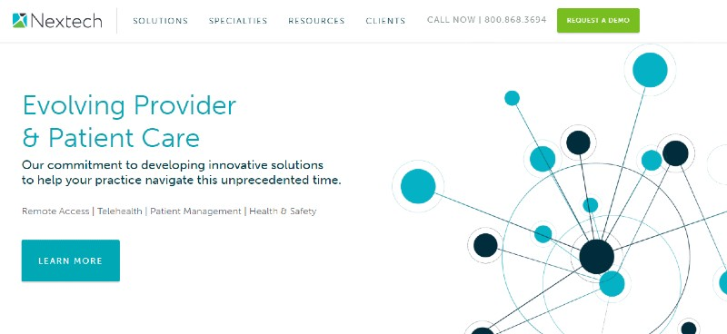 Nextech - Best Medical and Healthcare Practice Management Software