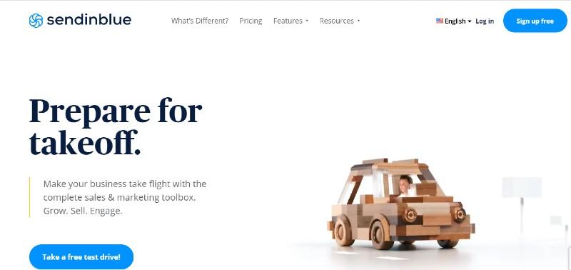 Sendinblue - Best Email Marketing Services