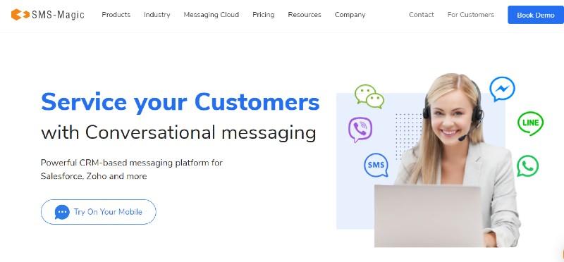 SMS Magic - Best Text Message Marketing Software
