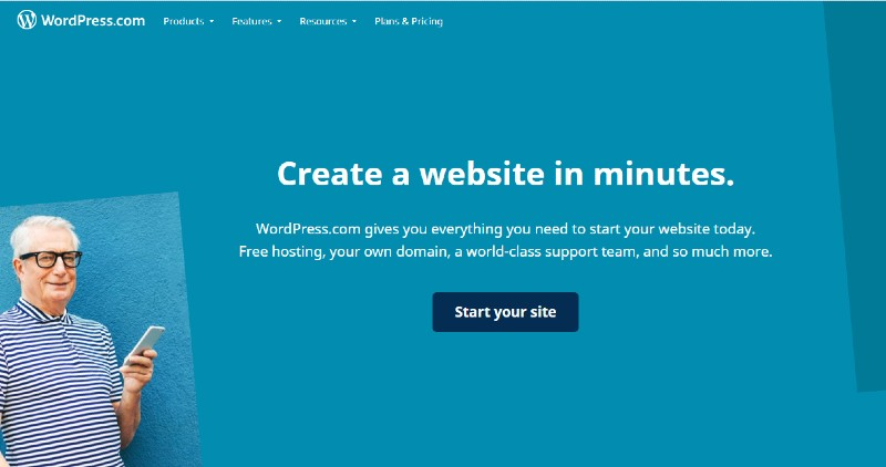 Wordpress - Best Website Builder