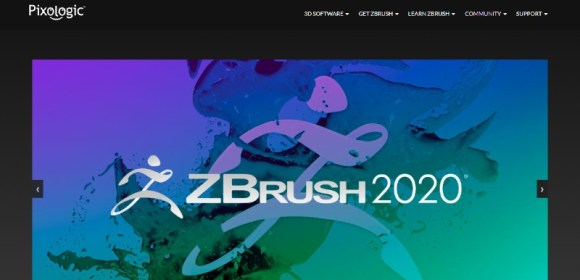 ZBrush - Best Motion Graphics Software