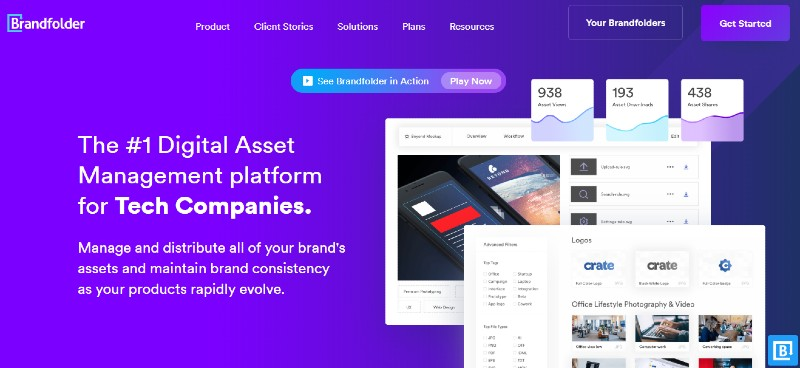 Brandfolder - Best Digital Asset Management Software