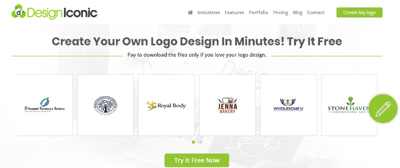 Design Iconic - Best Online Logo Designer Software