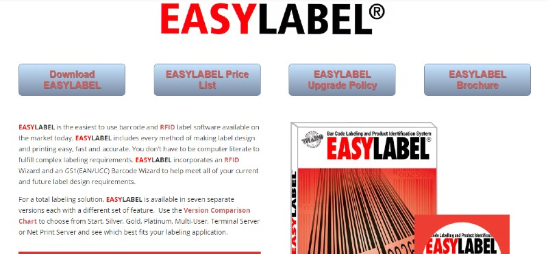Easy Label - Best Label Designing and Printing Software