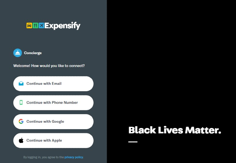 Expensify - Best Expense Tracking Services