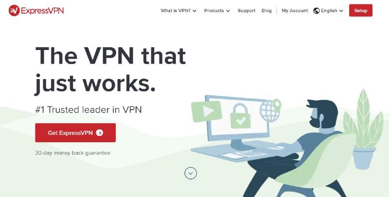 Express VPN - Best VPN Service Providers