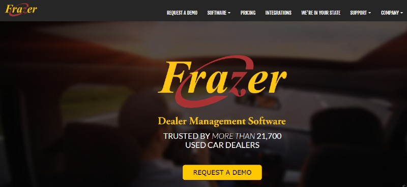 Frazer - Best Automobile Dealer Software