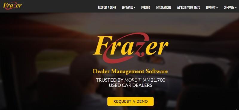 Frazer - Best Automobile Dealer Software