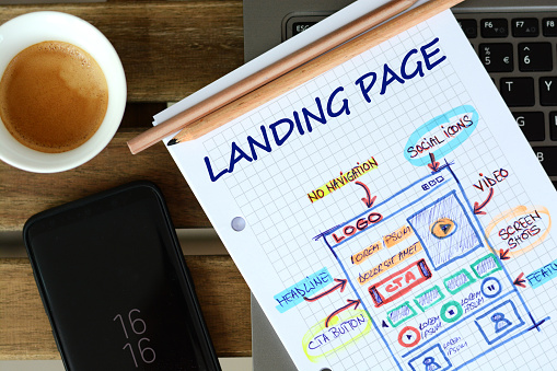 Create an Impressive Landing Page - Strategic Growth Hacking Tips for Startups